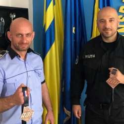Doi polițiști arădeni - medaliați la jiujitsu brazilian, în Croația