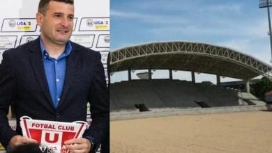 """Photo of Balint a fost informat că UTA poate juca pe """"Francisc Neuman"""" cel târziu în luna septembrie: """"Emulație pentru echipă, ne așteaptă o vară destul de agitată"""""""