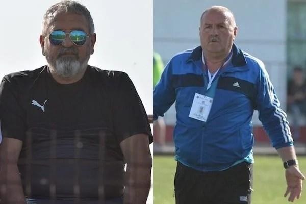 Zăbraniul se desparte de președintele Stamate și antrenorul Pința, echipa a intrat în vacanță după banchet