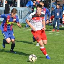 Liga a III-a ( seria a 4-a), etapa a doua: Echipele arădene rămân fără victorie după 180 de minute, Trabalka - la primul gol pentru FC U Craiova
