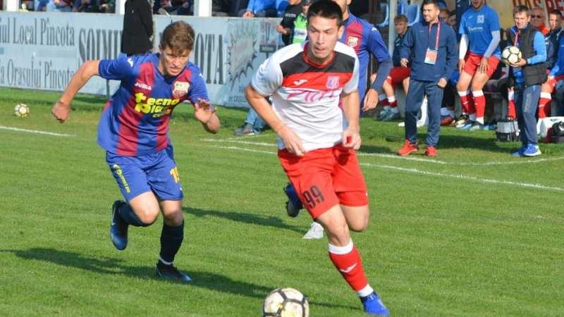 Liga a III-a ( seria a 4-a), etapa a doua: Echipele arădene rămân fără victorie după 180 de minute, Trabalka – la primul gol pentru FC U Craiova