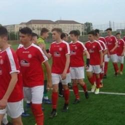 Viitorul rămâne fără victorie la turneul semifinal Elite U 15