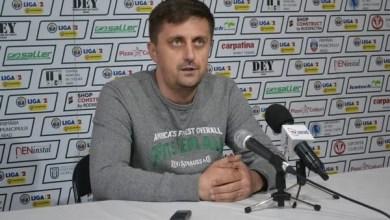 """Photo of Voicu: """"Situația noastră era complicată și înaintea acestui meci, e și acum, dar nu vom ceda"""""""