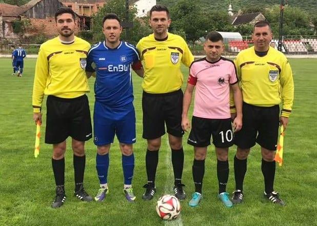 Pecica - Păuliș e finala Cupei României, faza județeană