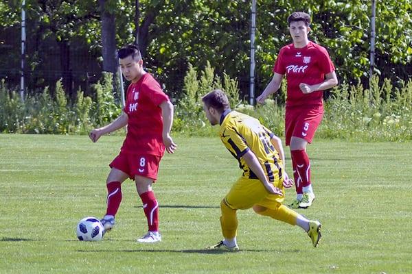 Glonț evitat spre final, înainte de meciurile cu primele clasate: Victoria Zăbrani – Șoimii Șimand 3-1