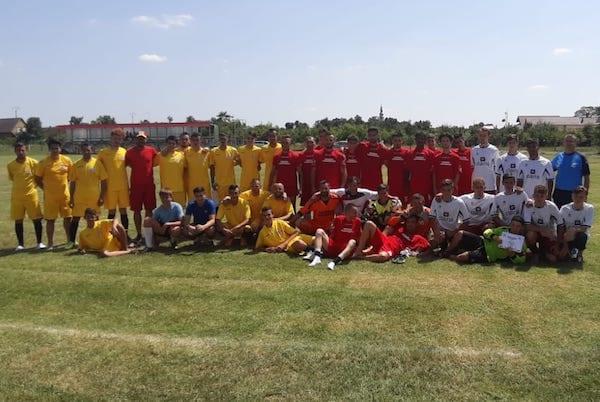 Mândruloc, Berechiu și Bocsig sunt primele semifinaliste ale Cupei Satelor