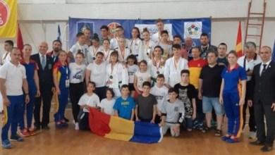 Photo of Carla Duma a cucerit medalia de bronz la Balcaniada Under 15