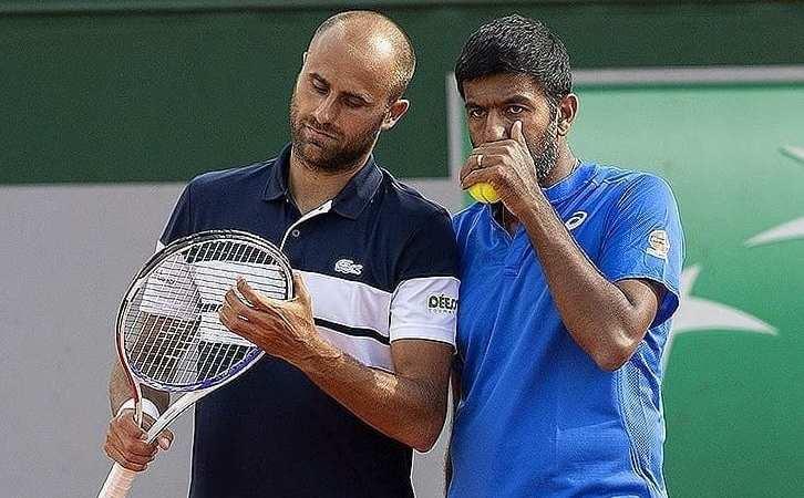 Marius Copil și-a încheiat parcursul de la Roland Garros și la dublu