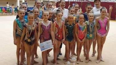 Photo of Junioarele CSM-ului sunt campioane naţionale pe echipe, la gimnastică ritmică