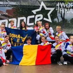 """Dansatorii arădeni de la """"Doma Art Style"""" sunt campioni mondiali la Dance Star World"""