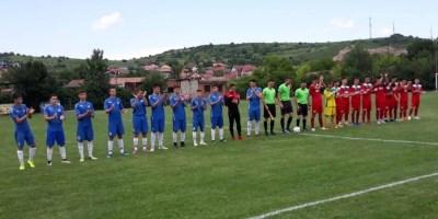 Ineul a început cu trei puncte semifinala juniorilor A1, de la Aiud