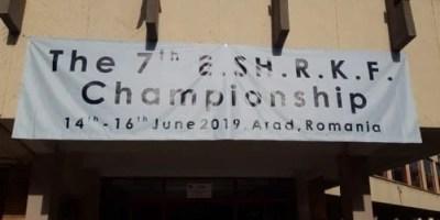 De azi până duminică, la Polivalentă, aproximativ 500 de sportivi se bat pentru medalii la Campionatul European de karate shito ryu