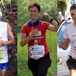 Arădenii Iulia Ghinga, Sorin Mîneran și Roland Unterwerger reprezintă România la Campionatul Mondial de Ultramaraton, de la Brașov