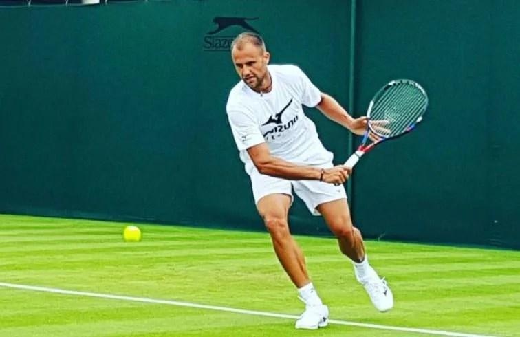 Copil părăsește Wimbledonul în primul tur