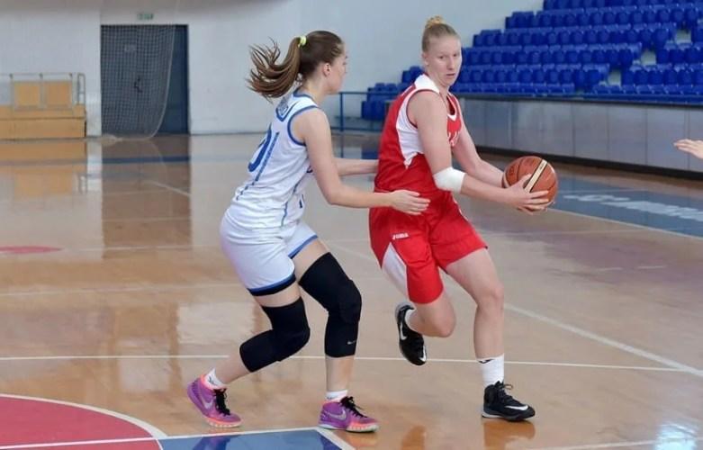 """Bielorusa Inkina e noul pivot al FCC Baschet Arad: """"Sunt pregătită să ajut această echipă să devină cea mai bună din țară"""""""