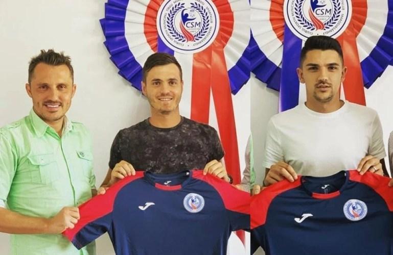 Chindriș și Buia coboară în Liga 3-a pentru a promova noua echipă a Târgu Mureșului