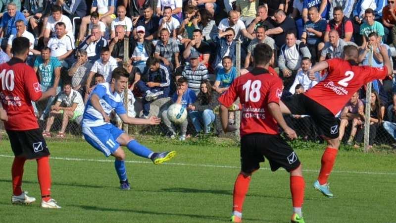 Spectacol între vicecampioane: Unirea Sântana – Șoimii Lipova 4-4