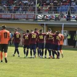 """Bihorenii au făcut ultima repetiție, """"alb-albaștrii"""" sunt încă la faza jocurilor tematice: Luceafărul Oradea - Șoimii Lipova 5-0"""