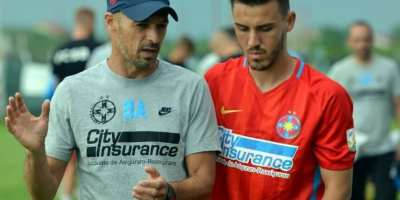 Oaidă a marcat primul gol pentru FCSB chiar în Cupele Europene