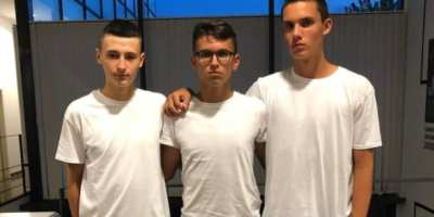Arădenii Nagy, Buza și Melniciuc, printre cei 163 de jucători testați pentru naționala U15 a României