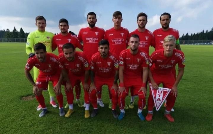 Primul și - probabil - unicul eșec din amicalele verii: UTA - Al Fateh  0-2