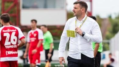 """Photo of Balint, după debutul lansat al """"roș-albilor"""": """"Am reacționat foarte bine ca și atitudine, dar fotbalistic nu am arătat așa cum mi-aș fi dorit eu!"""""""
