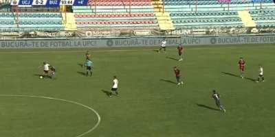 """Liga a II-a, etapa a 4-a: Rapidul câștigă duelul cu surioara în """"alb-violet"""", Buzăul revine pe primul loc după ce a bătut-o și pe U. Cluj"""
