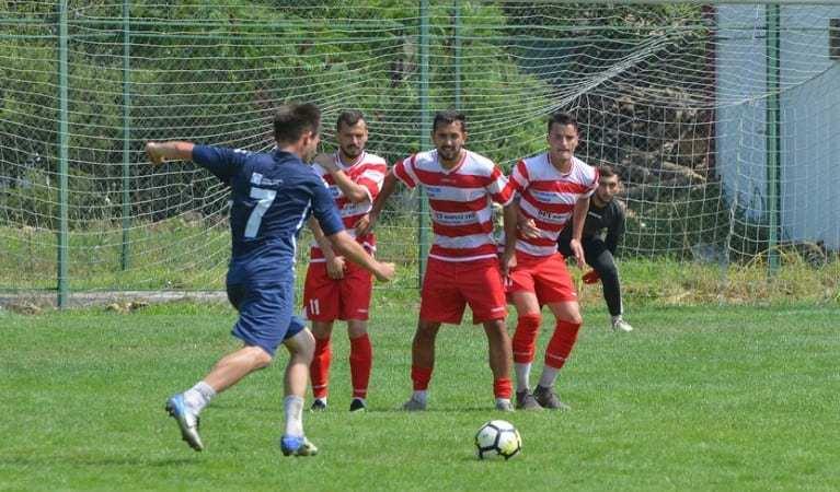 """""""Poligonul"""" greșelilor personale: Lunca Teuz Cermei – CSC Sânmartin  2-4"""