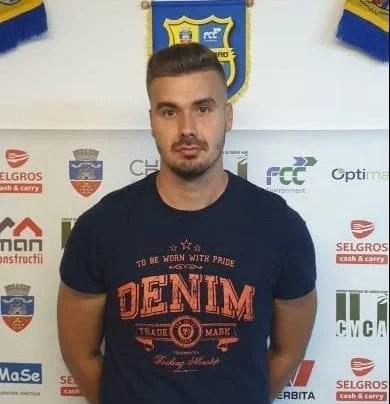 """Cristian Bondor este noul antrenor secund al FCC Baschet Arad: """"Unul dintre visele mele"""""""