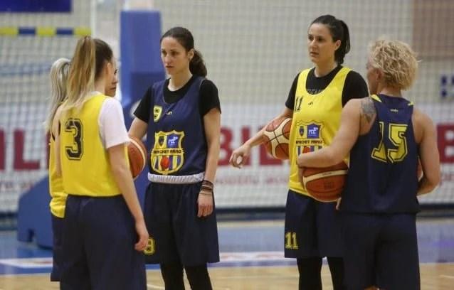 FCC Baschet Arad se deplasează în Serbia și Slovacia pentru amicalele precompetiționale, meciul de prezentare e cu Pecs-ul, pe 21 septembrie