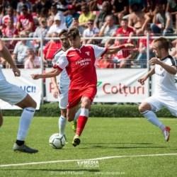 """Miculescu, la al treilea sezon în lotul primei echipe utiste la doar 18 ani: """"Un grup mai unit decât precedentul, sper într-un nou 3-0 la Timișoara"""""""