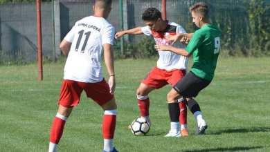 Photo of Ultima verificare înainte de vizita Craiovei: CSC Sânmartin – Șoimii Lipova 2-2