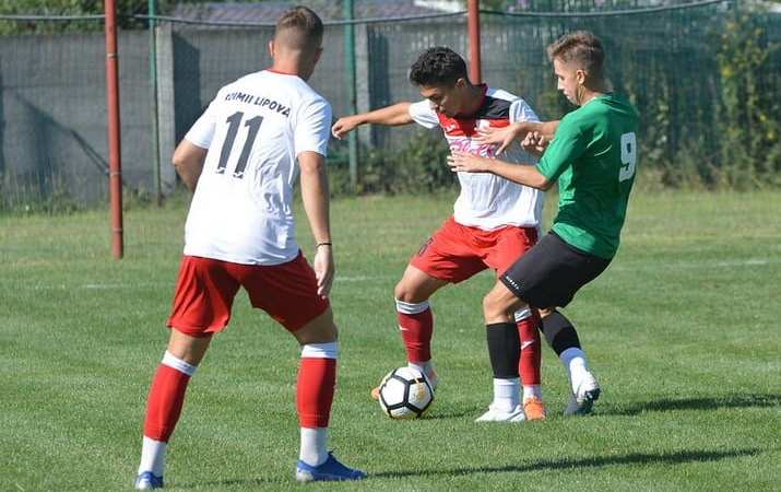 Ultima verificare înainte de vizita Craiovei: CSC Sânmartin – Șoimii Lipova 2-2