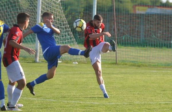 Debut cu dreptul chiar și cu doi oameni mai puțin: Unirea Sântana – Șoimii Șimand  1-0