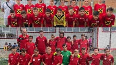 Photo of Viitorul 2005 și UTA 2006 și-au luat biletele pentru faza finală a Cupei Aradului la juniori C