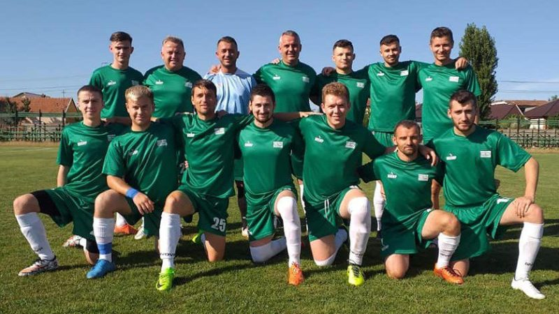 Liga a V-a, etapa a treia: Nou promovata Academia Brosovszky – singura echipă cu punctaj maxim, Podgoria Șiria conduce în Seria B