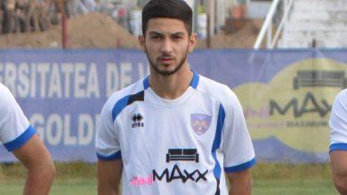 """Photo of """"Sebișeanul"""" Balha, cel mai prolific fotbalist al unei divizionare terțe arădene în debutul stagiunii: """"Mi-am propus în jur de 20 de goluri și să fac pasul mai sus"""""""