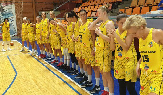 Primul amical, prima victorie în noua formulă: ZKA Novi Sad – FCC Baschet Arad 43-66