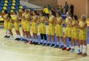Maghiarele de la Pecs nu au făcut făcut concesii în meciul de prezentare al FCC Baschet Arad