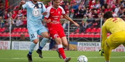 Daco Getica se retrage din campionatul ligii secunde, UTA pierde punctele și-și strică puțin golaverajul!