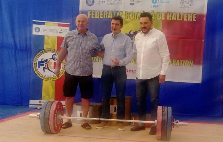 Campionatului Naţional de tineret şi Cupa Speranţelor s-au încheiat cu 22 de medalii pentru halterofilii arădeni