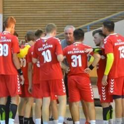 Primul punct pentru handbaliștii arădeni în Divizia A, dar putea fi și mai bine: CSU Politehnica - HC Beldiman 22-22 (10-10)