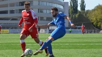 """Photo of Cipri Rus a ajuns cota 6 goluri stagionale: """"La Arad toată lumea vorbea despre Dinamo, dar noi nu ne permiteam să plecăm fără toate punctele de la Târgu Jiu"""""""