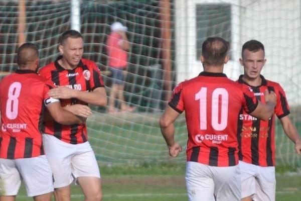 Zeița Fortuna și-a luat liber la debutul lui Irimia, Stanciu a ajuns din nou la spital: CS Glogovăț – Unirea Sântana 1-1