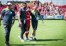 """Bustea și Stancu se deplasează cu echipa, dar nu vor fi pe gazon la Turnu Măgurele: """"Nerăbdători să reintrăm în febra competiției!"""""""