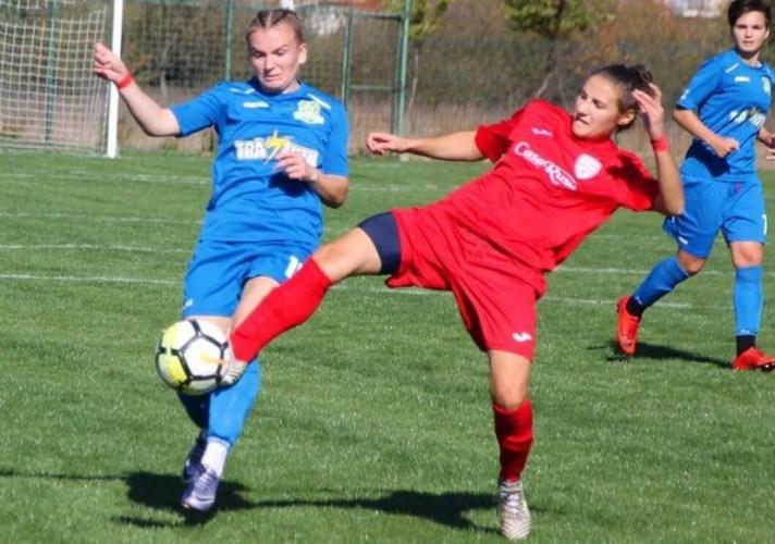 """Lidia Șuveț, lângă Bugar și la AC Piroș Security: """"Sunt obiective mărețe la Arad, sunt sigură că vom face o figură frumoasă în Liga 1"""""""
