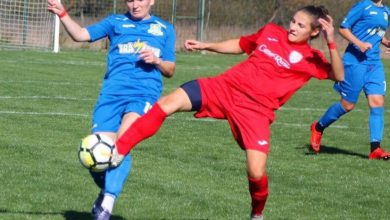 """Photo of Lidia Șuveț, lângă Bugar și la AC Piroș Security: """"Sunt obiective mărețe la Arad, sunt sigură că vom face o figură frumoasă în Liga 1"""""""