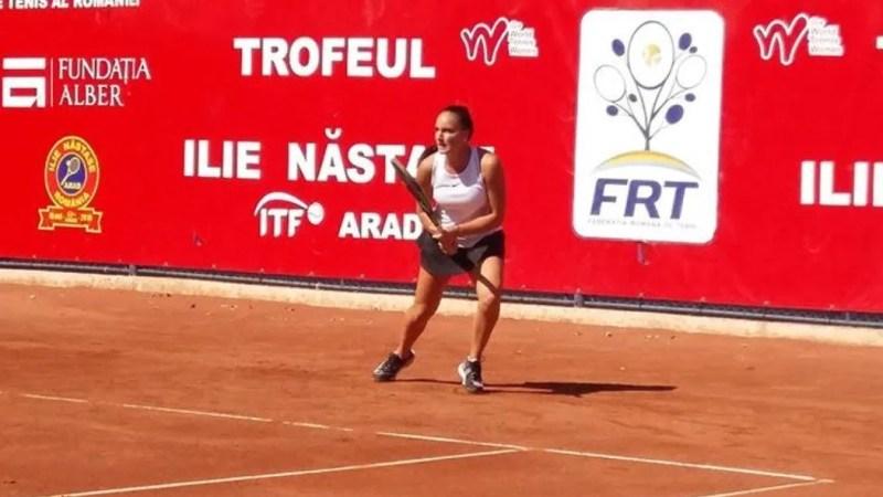 La Arad, startul sezonului de tenis se amână pentru luna august