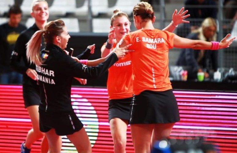 Echipa României la tenis de masă și-a păstrat titlul european: Arădeanca Dodean - succes crucial cu asiatica Yu Fu!