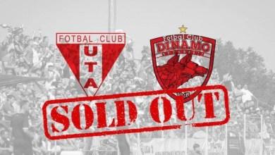 """Photo of """"Roș-albii"""" și-au făcut treaba la Târgu Jiu și vor avea parte de un stadion plin ochi cu Dinamo!"""